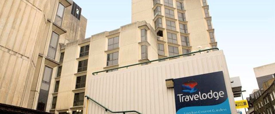 Travelodge Drury Lane